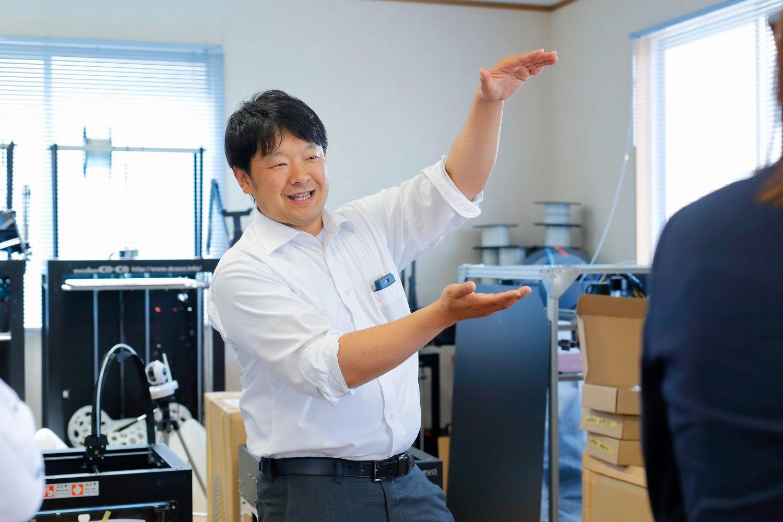 デザインココの熊谷さん