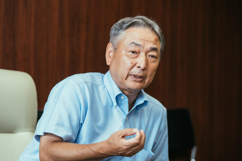 小野寺秀明さん