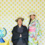 米クリエイター佐藤裕貴さんとオリジナルファッションブランドを手がける佐藤菜美さん