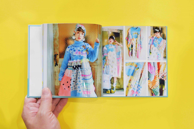 佐藤菜美さんのオリジナルブランド『bavard-cadeau(ババールカドー)』のスタイルブック