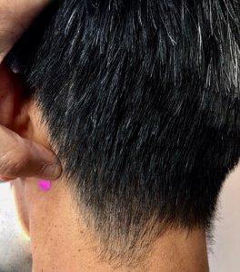 耳の後ろにあるツボ「安眠」