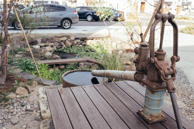 アンダンチの井戸