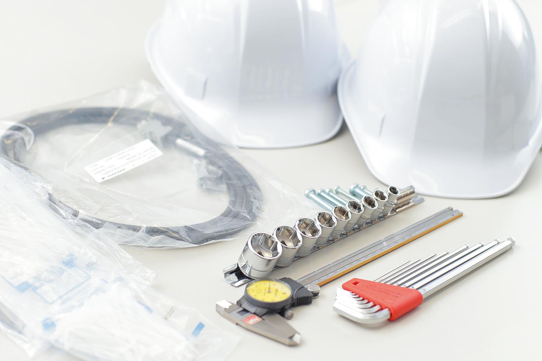 宮城に本社がありものづくりを支える機械工具商社株式会社ラプラスが扱う商品の写真