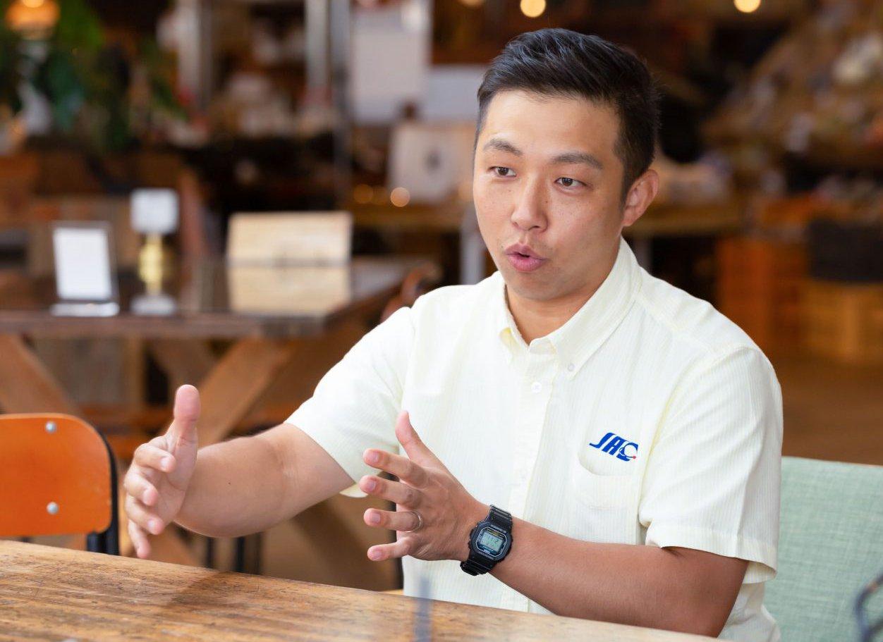 福島事業所所長の中野隆史さん