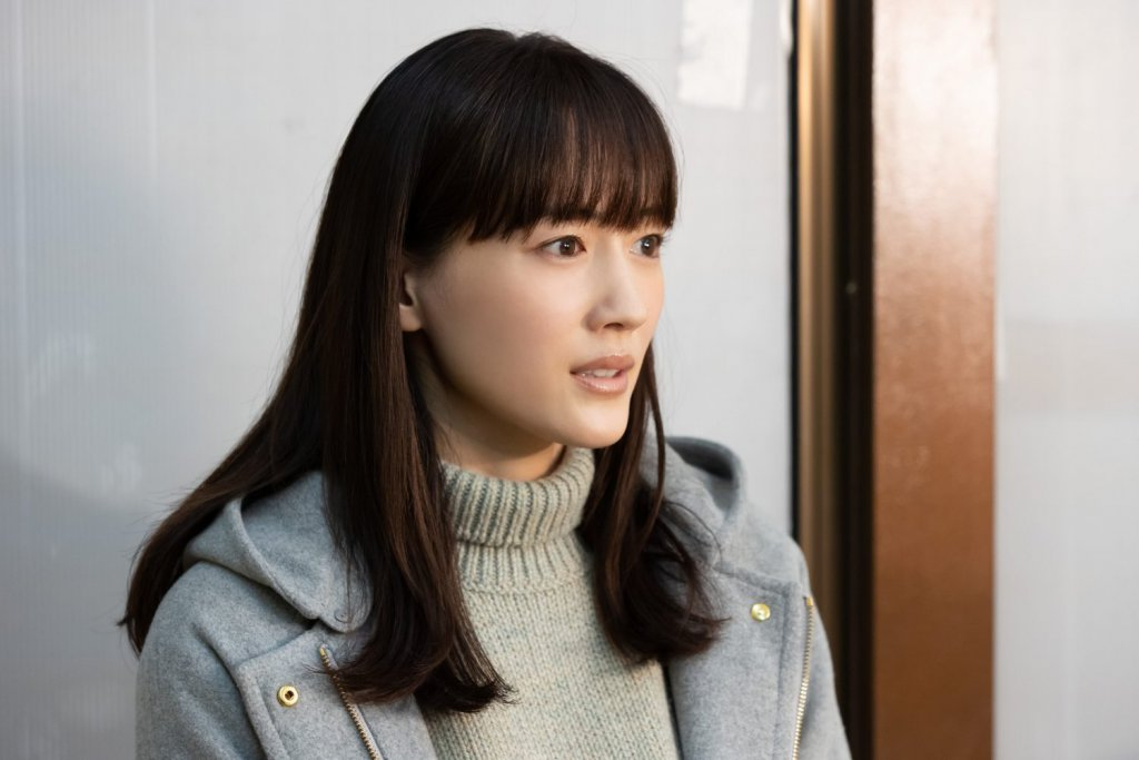 NHKドラマ「あなたのそばで明日が笑う」主演の綾瀬はるか